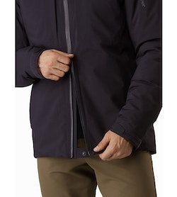 Fission SV Jacket Dimma Two Way Zipper