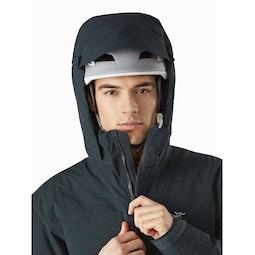 Fission SV Jacket Enigma Helmet Compatible Hood