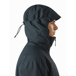 Fission SV Jacket Enigma Hood Up
