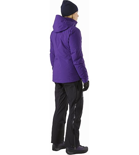Fission SV Jacket Women's Azalea Back View