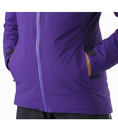 Fission SV Jacket Women's Azalea Hand Pocket