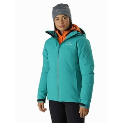 Fission SV Jacket Women's Illusion Front View
