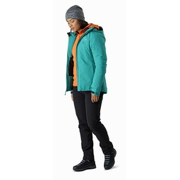 Fission SV Jacket Women's Illusion Full Body
