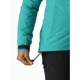 Fission SV Jacket Women's Illusion Hem Adjuster