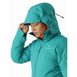 Fission SV Jacket Women's Illusion Hood