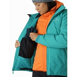 Fission SV Jacket Women's Illusion Internal Dump Pocket