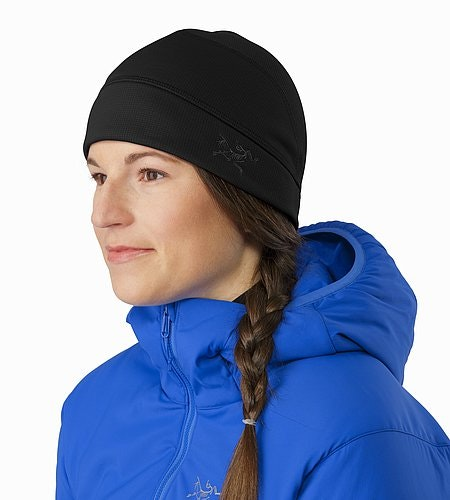Fortrez Bonnet Black Vue de face