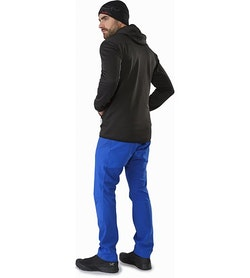 Fortrez Hoody Carbon Copy Back View