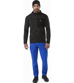 Fortrez Hoody Carbon Copy Front View