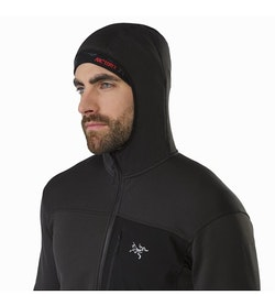 Fortrez Hoody Carbon Copy Hood Front View