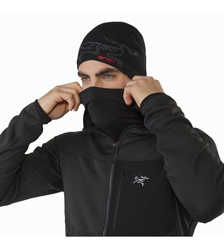 Fortrez Hoody Carbon Copy Integrated Balaclava