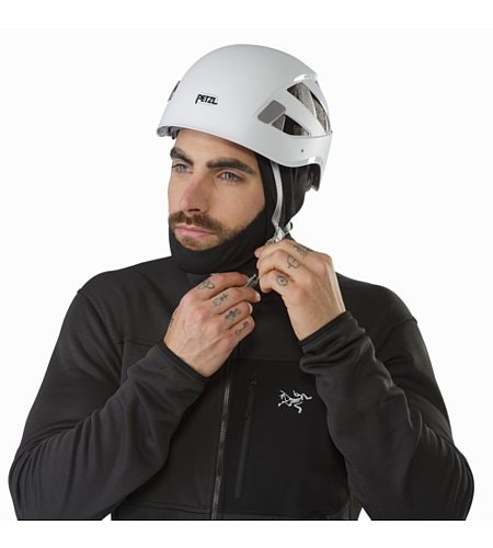 Fortrez Hoody Carbon Copy With Helmet