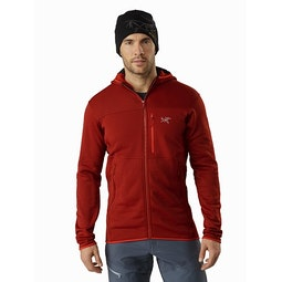 Fortrez Hoody Infrared Front View