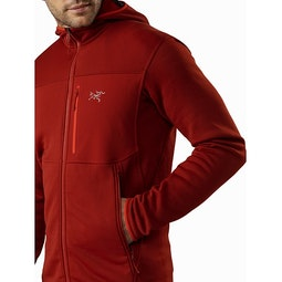 Fortrez Hoody Infrared Hand Pocket