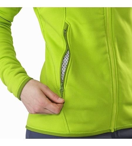 Fortrez Hoody Women's Dark Titanite Hand Pocket