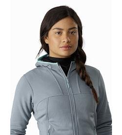 Fortrez Hoody Women's Robotica Collar
