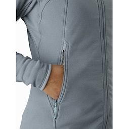 Fortrez Hoody Women's Robotica Hand Pocket