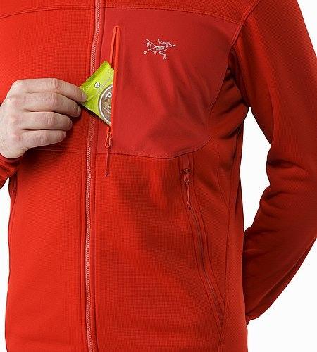 Fortrez Jacket Aruna External Pockets