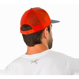 Fractus Trucker Hat Proteus Back View