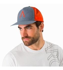 Fractus Trucker Hat Proteus Front View