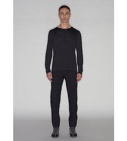 Frame Shirt LS Black Full Body