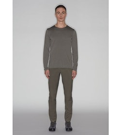 Frame Shirt LS Clay Full Body