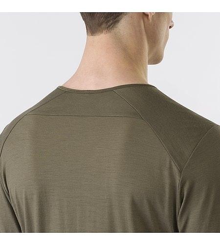 Frame Shirt LS Mortar Back Detail