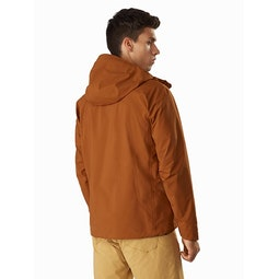 Fraser Jacket Agra Back View