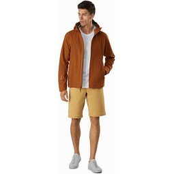 Fraser Jacket Agra Full View