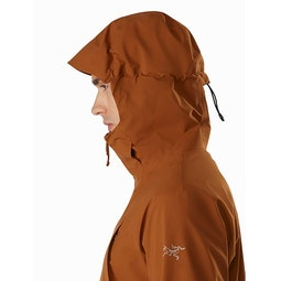 Fraser Jacket Agra Hood Side View