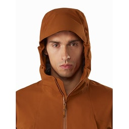 Fraser Jacket Agra Hood Up