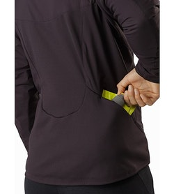 Gaea Jacket Women's Dimma Back Pockets