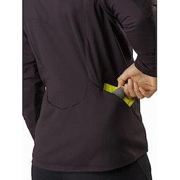 Gaea Jacket Women's Dimma Back Pockets