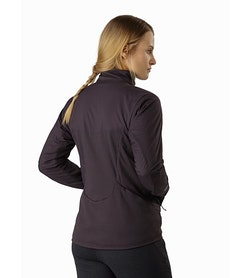Gaea Jacket Women's Dimma Back View