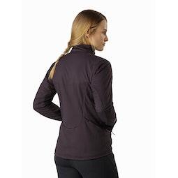Gaea Jacket Women's Dimma Back View
