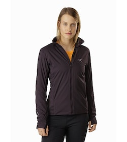 Gaea Jacket Women's Dimma Front View