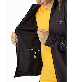 Gaea Jacket Women's Dimma Security Pocket And Media Port