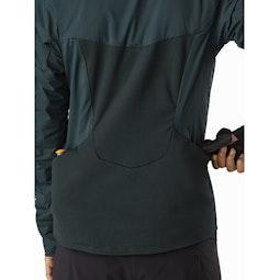 Gaea Jacket Women's Enigma External Stash Pocket