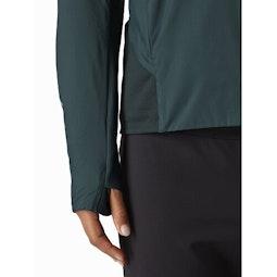Gaea Jacket Women's Enigma Thumb Loops