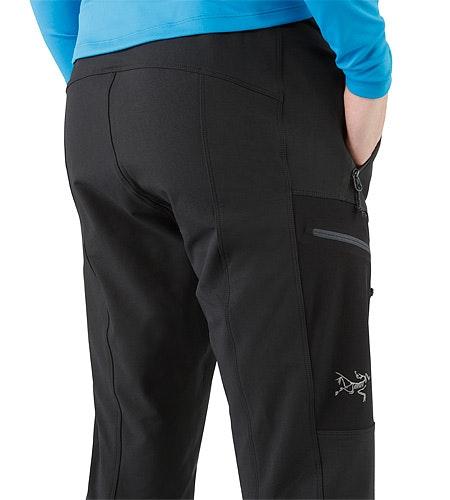 Gamma AR Pant Black Articulation