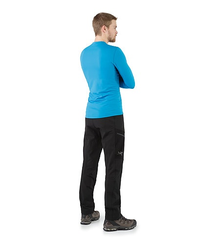 Gamma AR Pant Black Back View
