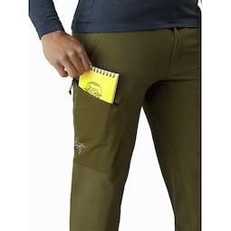 Gamma AR Pant Bushwhack Thigh Pocket