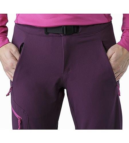 Gamma AR Pant Lt Chandra Hand Pockets