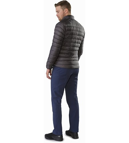 Gamma AR Pant Nocturne Back View