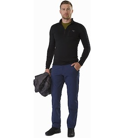 Gamma AR Pant Nocturne Front View