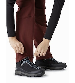Gamma AR Pant Women's Flux Lace Hook And Drawcords