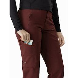 Gamma AR Pant Women's Flux Thigh Pocket