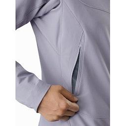 Gamma LT Hoody Women's Antenna Hand Pocket