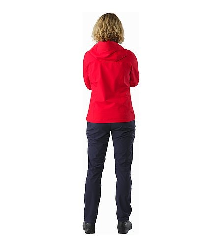 Gamma LT Hoody Women's Rad Back View