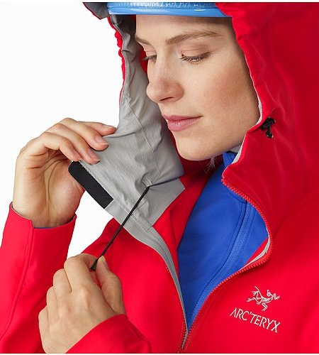 Gamma LT Hoody Women's Rad Hood Adjuster